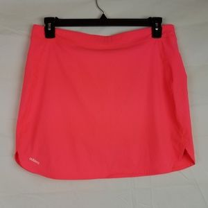 ADIDAS Adizero Sz 10 HOT PINK Golf Tennis Skort